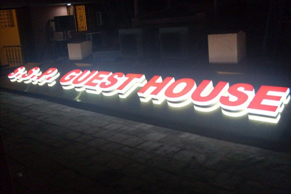 LED Sign Board Chennai